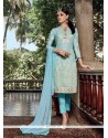 Exceptional Georgette Pant Style Suit