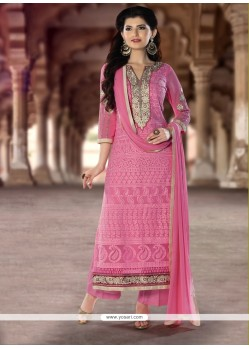 Dashing Georgette Designer Pakistani Suit