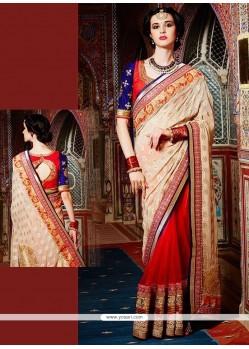 Arresting Banarasi Silk Designer Saree
