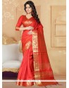Absorbing Designer Saree For Party