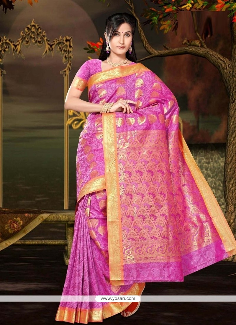 e92b514a0b7487 Shop online Heavenly Lace Work Casual Saree