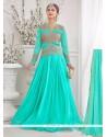 Swanky Lycra Designer Gown
