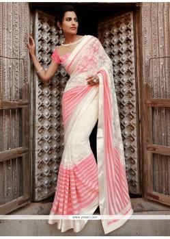 Glamorous Net Designer Saree