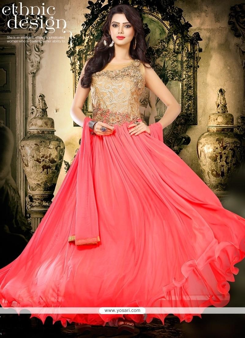 Shop online Best Resham Work Designer Gown