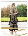 Blooming Georgette Embroidered Work Designer Suit