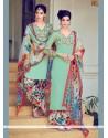 Intriguing Multi Colour Designer Suit
