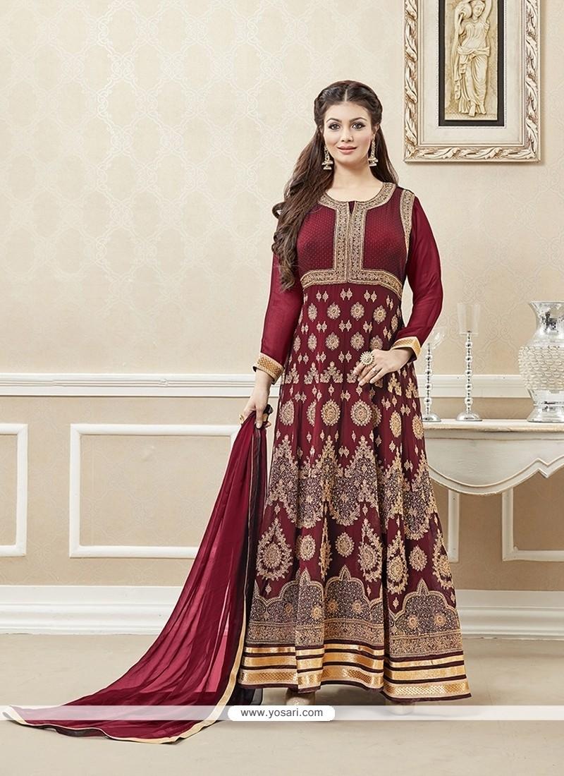 Ayesha Takia Georgette Designer Suit
