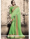 Phenomenal Fancy Fabric Designer Saree