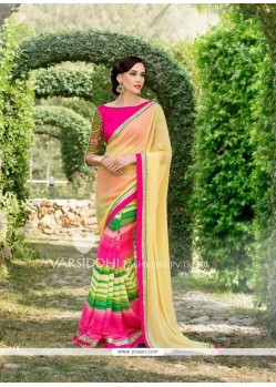 Preferable Sequins Work Designer Saree