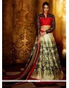 Orphic A Line Lehenga Choli For Wedding