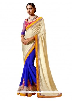 Aristocratic Georgette Designer Saree