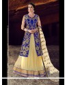 Sunshine Embroidered Work A Line Lehenga Choli