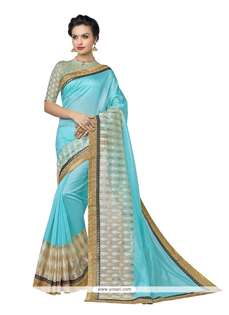 Attractive Designer Saree For Party