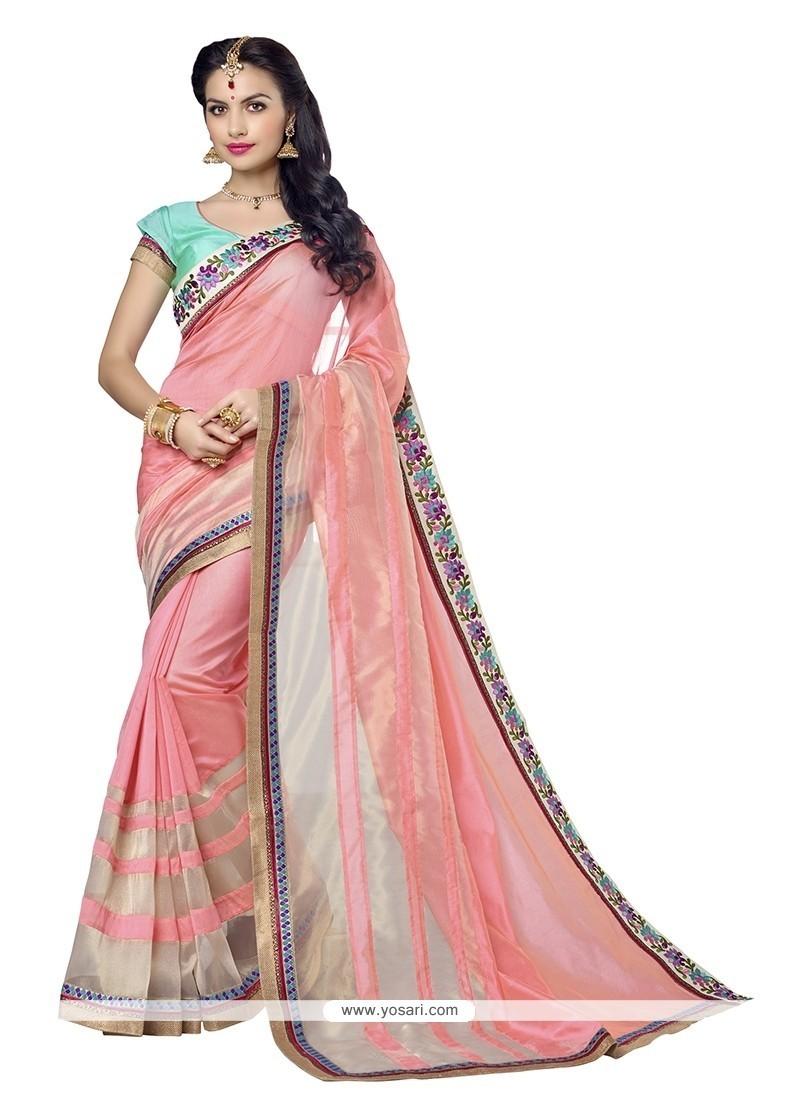 Graceful Designer Saree For Wedding