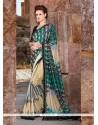 Excellent Multi Colour Designer Saree