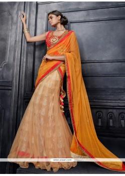 Impeccable Fancy Fabric A Line Lehenga Choli