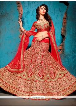 Hypnotic A Line Lehenga Choli For Festival