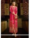 Versatile Hot Pink Designer Suit