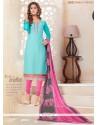 Groovy Pink Churidar Designer Suit