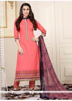 Karishma Kapoor Pink Designer Suit