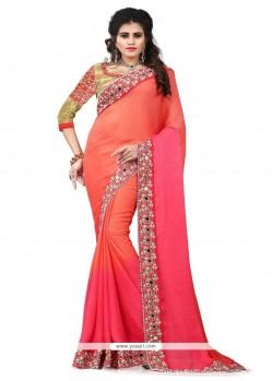 Surpassing Jacquard Designer Saree