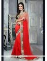 Pretty Designer Saree For Party