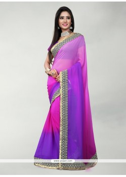 Noble Georgette Designer Saree