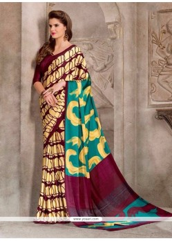 Affectionate Georgette Casual Saree