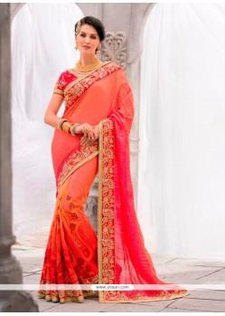 Enthralling Classic Designer Saree For Wedding