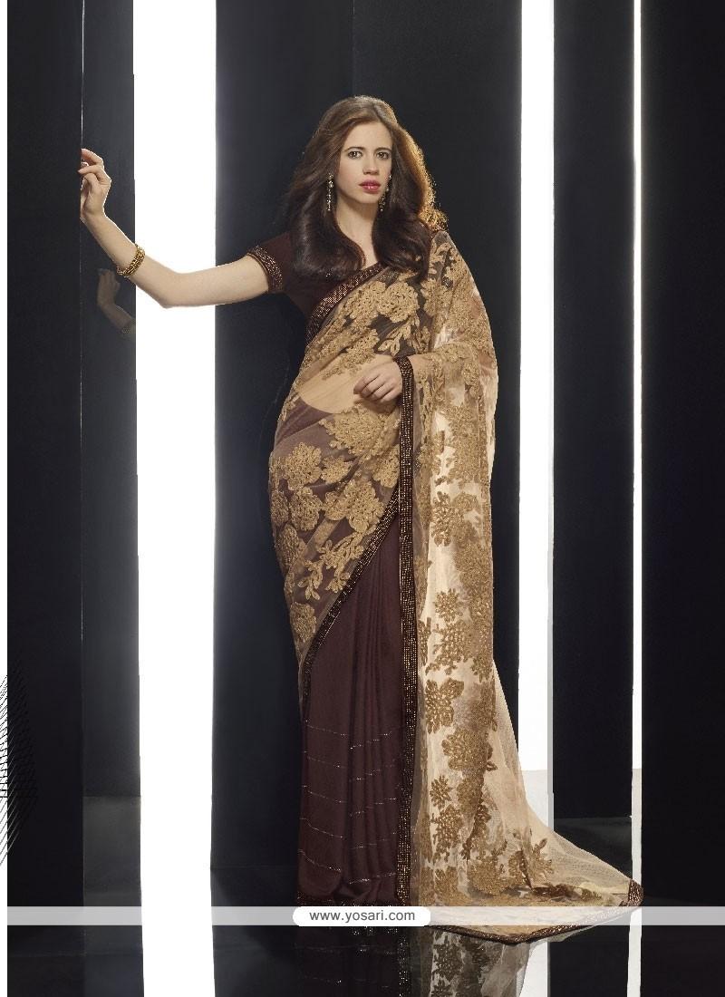 Specialised Net Classic Designer Saree