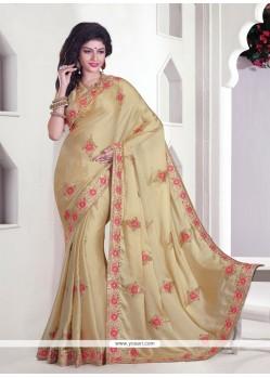 Peppy Satin Classic Designer Saree