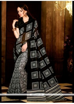Baronial Handloom Silk Casual Saree