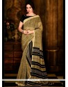 Fine Handloom Silk Print Work Casual Saree