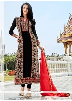 Exceptional Black Designer Suit