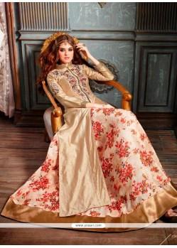 Distinctively Banarasi Silk A Line Lehenga Choli