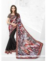 Simplistic Designer Saree For Party