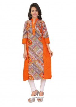 Angelic Multi Colour Party Wear Kurti