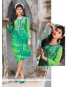 Perfect Embroidered Work Designer Kurti