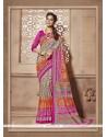 Majesty Cotton Silk Multi Colour Casual Saree