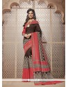 Blissful Multi Colour Casual Saree