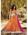 Ravishing A Line Lehenga Choli For Festival