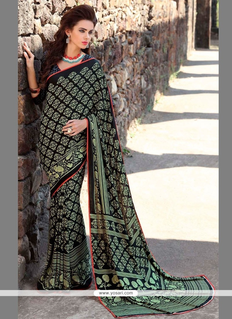 Surpassing Multi Colour Casual Saree