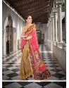 Intriguing Georgette Classic Designer Saree