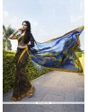 Fabulous Casual Saree For Party