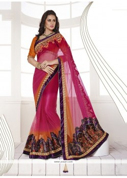 Cherubic Classic Designer Saree For Wedding