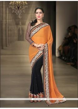Dignified Georgette Classic Designer Saree