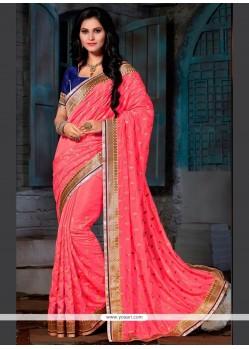 Elegant Silk Designer Saree
