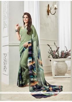 Glorious Multi Colour Designer Saree