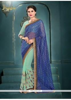 Masterly Georgette Designer Saree