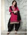 Genius Magenta Trendy Punjabi patiala Suits